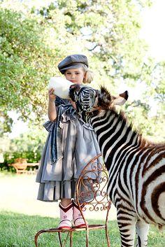 CicciaBella Cowgirl Riders, Ashley Kelly Photography, Eden Wood, Eden's Bouquet Dress