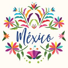 Greeting Card Template, Card Templates, Embroidery Stitches, Embroidery Designs, Mexican Textiles, Mexican Embroidery, Milanesa, Creation Deco, Mexican Designs