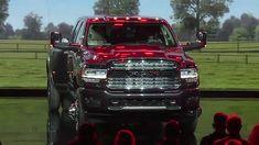 Ram unveils 2019 Ram Heavy Duty at the North American International Auto. Truck Storage, Trucks, American, Truck