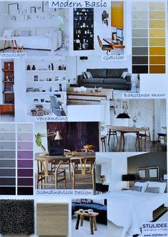 STIJLIDEE Woonstijladvies door stylist en interieurontwerper Woonstijl Modern Basic via www.stijlidee.nl