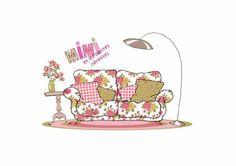 La nouvelle collection de Mimi et les Petites Nénettes s'enrichit de son mobilier