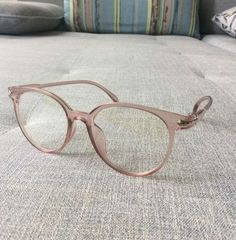 39602763c65 Red Bean 2018 Fashion Women Glasses Frame Men Eyeglasses Frame Vintage Round  Clear Lens Glasses Optical