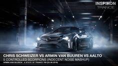 Chris Schweizer vs. Armin van Buuren vs. Aalto - 5 Controlled Spiders (I...