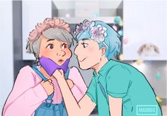 """Oh my god I just saw this and was like """"Oh! This is amazing, I wonder who m- OF COURSE MADDOX MADE IT"""""""