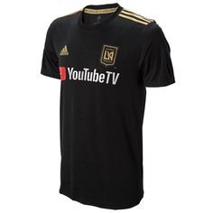 8dced7ec5 Gear up with your LAFC jersey. LAFC became MLS s expansion team in March  2018 when they kicked off their inaugural season at Banc of California  Stadium.