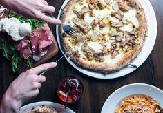 Traditional Neapolitan Pizza in Enmore - Food & Drink - Broadsheet Sydney Pork Ragu, Peasant Food, Daily Specials, Lunch Menu, Wine List, Fresh Face, Mediterranean Recipes, Vegetable Pizza, Italian Recipes