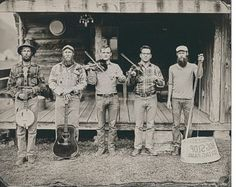 Hogslop String Band Entertains Historic Carter Family Fold - http://www.cybergrass.com/node/4900