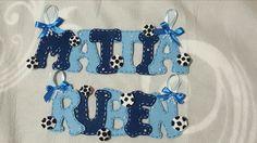 Nomi con feltro# mattia #ruben!