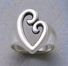 Mother's Love Ring from James Avery Jewelry
