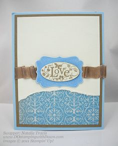 """Last of Stampin' Up! """"You Are Loved"""" Card Samples"""