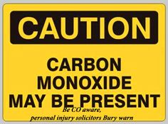 Personal injury solicitors Bury are urging people to be Carbon Monoxide (CO) aware as temperatures plunge and boilers get fired up.Greater Manchester Fire and Rescue Service (GMFRS) is providing Community Safety Advisors with mobile CO detectors so they can determine whether or not people are exposed to CO.