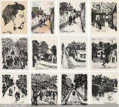 Maurice Utrillo La vie et la legende