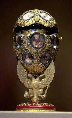 Carl Faberge Eggs http://loveisspeed.blogspot.com/2012/02/carl-faberge-eggs.html