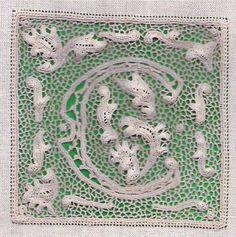 Orvieto crochet lace