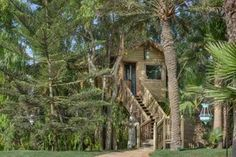 Live out your childhood fantasy and sleep in a tree house perched high in a tree at La Sultana Oualidia in Morocco…  http://www.slh.com/hotels/la-sultana-oualidia/
