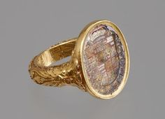 Signet ring, Germany, ca. 1524