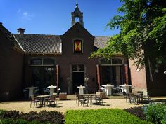Appetizer at the Coachouse at Kasteel Keukenhof | Keukenhof Castle - The Netherlands.   http://www.kasteelkeukenhof.nl