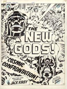 Jack Kirby is a god