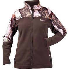 Rocky Apparel: Women's SilentHunter Camouflage Fleece Jacket - Style #602418