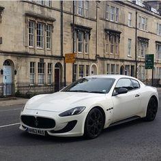 """Maserati Granturismo Follow @fousalerts for daily motivation on cars, lifestyle, travel, and luxury. #daytrader #fous4 #fousalerts #stockmarket (Photo:…"""