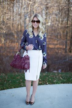 Teaming up with @shopstyle @dressforsuccess to give back! #BloggersGive
