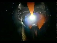 Welding pipe walking the cup! - YouTube