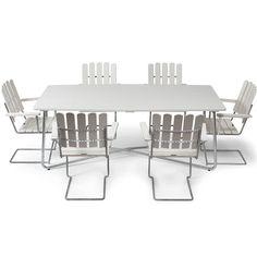 10+ bästa bilderna på Utebord | utebord, bord, stolar