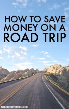 Earlier this month, we packed up our bags and went on a road trip. I posted my road trip recap here. We spent around $2,000 for two weeks of travel where we traveled around 4,000 miles. This $2,000 included: food, entrance fees to national parks and forests, hotels, camping fees, gas, and more.
