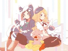 Image discovered by Sayuri. Find images and videos about couple, pokemon and x on We Heart It - the app to get lost in what you love. Calem Pokemon, Pokemon Kalos, Pokemon Manga, Pokemon Gijinka, Pokemon Charizard, Ash Pokemon, Pokemon Ships, Pokemon Fan Art, Cool Pokemon Wallpapers