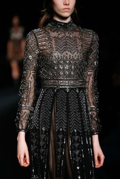 "skaodi: ""Valentino Fall/Winter 2015. Paris Fashion Week. """