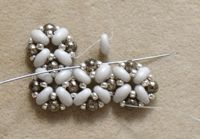 You Asked For It: More Right-angle Weave With Two-holed Seed Beads - Daily Blogs - Blogs - Beading Daily