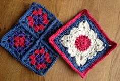 Project Gallery for Willow square (link topattern) by Jan Eaton