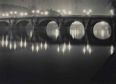 Brassaï, Pont Neuf on ArtStack #brassai #art