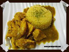 Pollo al Ras el Hanout | Por mis perolas | Blog de cocina