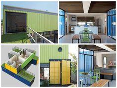 Conheça a Casa Conteiner em Curitiba: http://sustentarqui.com.br/construcao/3-casas-brasileiras-sustentaveis/ Projeto: Arquiteto Danilo Corbas Fotos: Pedro Abude / Plínio Dondon #arquiteturasustentavel #arquitetura #sustentabilidade