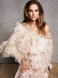 Натали Портман — Фотосессия для «Marie Claire» 2013 – 7