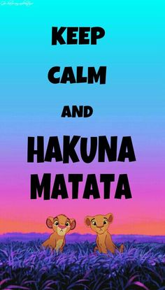 Keep calm hakuna matata fondos Hakuna Matata, Images Roi Lion, Funny Phone Wallpaper, Surfing Wallpaper, Korea News, Disney Background, Chicken And Shrimp Recipes, Le Roi Lion, Diabetes Treatment Guidelines