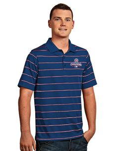 Item specifics     Condition:        New: A brand-new, unused, unopened, undamaged item (including handmade items). See the seller's    ... - #Golf https://lastreviews.net/sports-fitness/golf/antigua-mlb-chicago-cubs-world-series-champion-deluxe-polo-mens-golf-shirt-2016/