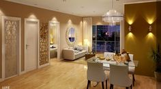 azure residences luxe design Dream Big, My Dream Home, Makati, Travel And Leisure, Home And Living, Condo, Home Improvement, Dining Table, Indoor