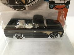 Hot Wheels - 67 Chevy C10 (2016)