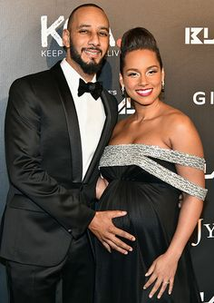Alicia Keys Gives Birth, Welcomes Second Baby Boy With Swizz Beatz -