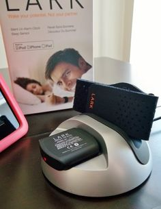 Momma Told Me: Blog POP!- LARK: Silent Alarm and Sleep Monitor Giveaway and Review~ 9/23