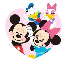 disney line store sticker Disney Amor, Arte Disney, Mickey Mouse Cartoon, Disney Mouse, Cartoon Stickers, Love Stickers, Mickey Mouse Wallpaper, Disney Wallpaper, Disney Images