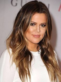 bronde with a blend of lowlights and highlights to give the shades of a coffee latte tone