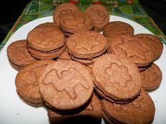 cukormentes édes élet: Csokis keksz avagy pilótakeksz házilag Cookies, Desserts, Food, Crack Crackers, Tailgate Desserts, Deserts, Biscuits, Essen, Postres