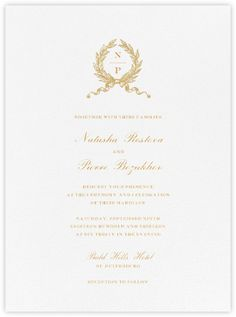 Romantic wedding invitations online and paper Paperless Post