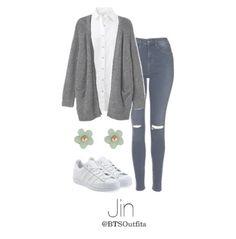 korean fashion that looks fab . Kpop Fashion Outfits, Fall Outfits, Casual Outfits, Cute Outfits, Look Fashion, Teen Fashion, Korean Fashion, Fashion Shoes, Mode Kpop