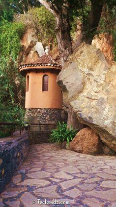 Parque Mirador Los Lavaderos - El Sauzal - Tenerife