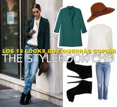 THE STYLEBOOK 14. Looks que querrás llevar | What should I wear By Pilar lozano