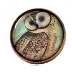 Beautiful owl pin